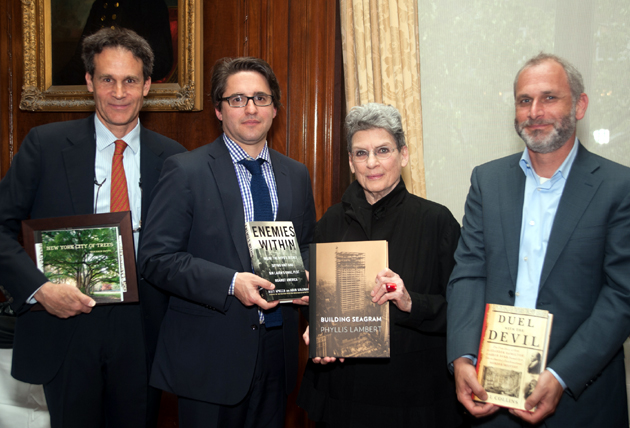 2013-2014 NYC Book Awards Winners