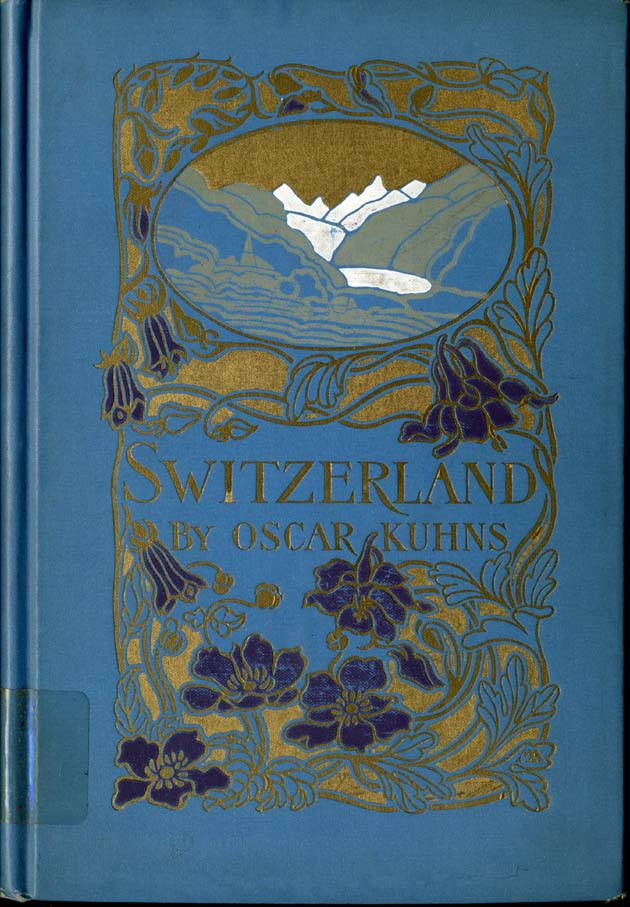 Image of Switzerland binding