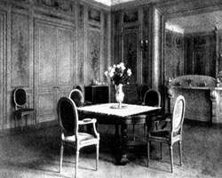 NYSL: Dining-Room, 1919. The Architectural Review