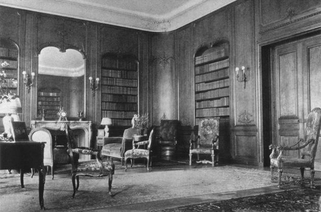 Members Room New York Society Library