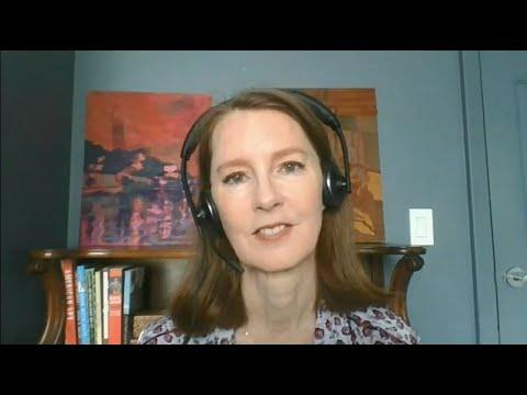 Embedded thumbnail for Happier at (Quarantine) Home: A Q&A with HAPPINESS PROJECT Author Gretchen Rubin