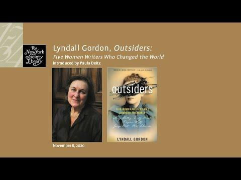 Embedded thumbnail for Lyndall Gordon, Outsiders: Five Women Writers Who Changed the World