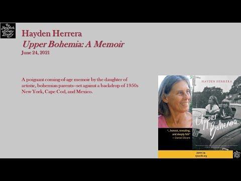 Embedded thumbnail for Hayden Herrera, Upper Bohemia: A Memoir