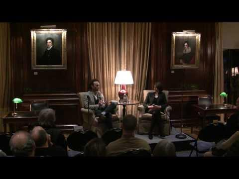 Embedded thumbnail for Conversation: Elliot Ackerman and Roxana Robinson, Dark at the Crossing