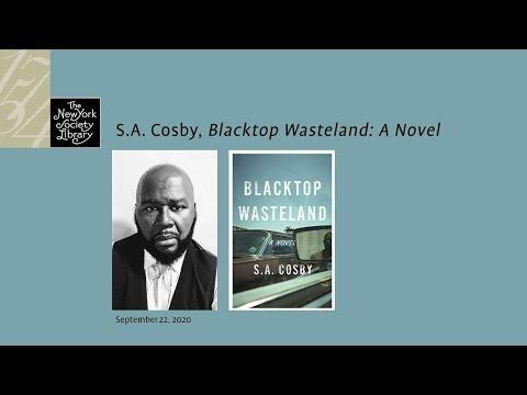Embedded thumbnail for S.A. Cosby, Blacktop Wasteland