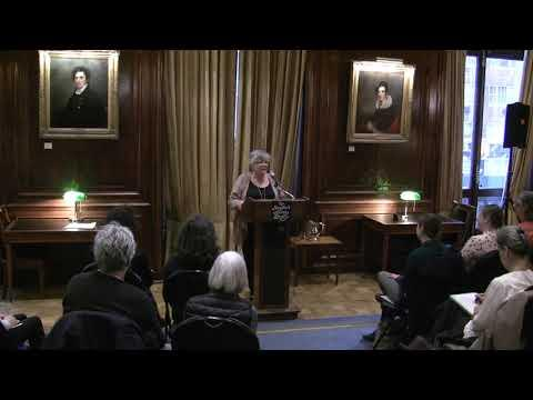 Embedded thumbnail for Exhibition Lecture: Sally Roesch Wagner, The Women's Suffrage Movement