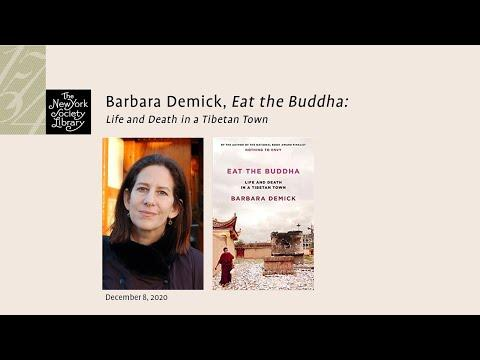 Embedded thumbnail for Barbara Demick, Eat the Buddha: Life and Death in a Tibetan Town