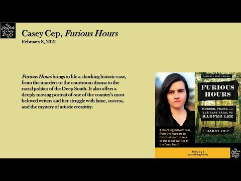 Embedded thumbnail for Casey Cep, Furious Hours: Murder, Fraud, and the Last Trial of Harper Lee