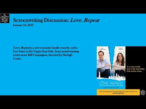 Embedded thumbnail for Film Screening and Screenwriting Discussion: Love, Repeat