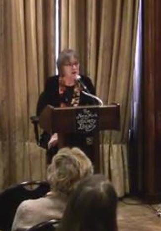 Frances FitzGerald speaks on THE EVANGELICALS