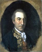 Francois-Jean Chastellux, author of Travels in North America (1787)