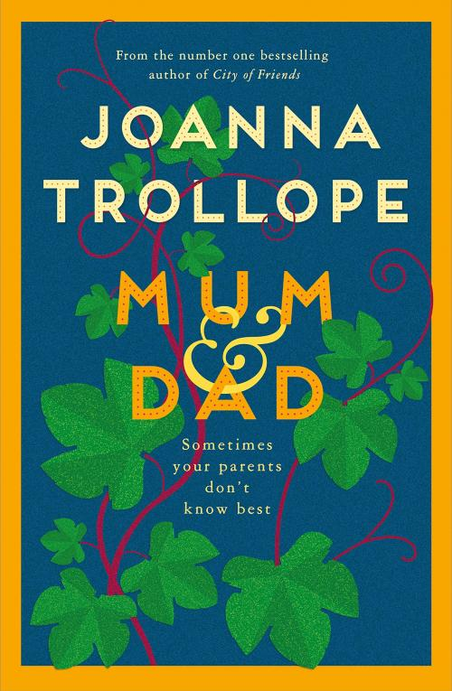 Perhaps you'll find Joanna Trollope's latest novel to be the perfect escape. Mum & Dad will be published at the beginning of May.