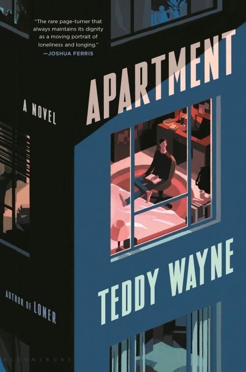 Teddy Wayne's latest is a novel of class, ambitition, and New York City real estate. It arrives at the Library this February.