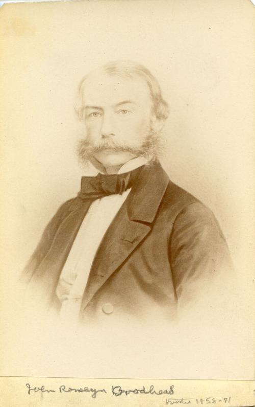 John Romeyn Brodhead