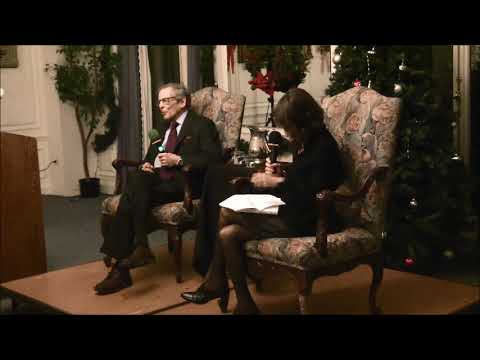 Embedded thumbnail for Robert A. Caro, Working: Researching, Interviewing, Writing, with Brenda Wineapple, The Impeachers: The Trial of Andrew Johnson and the Dream of a Just Nation