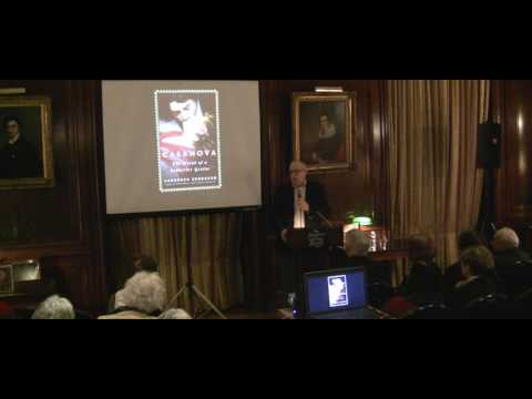 Embedded thumbnail for Laurence Bergreen, Casanova: The World of a Seductive Genius